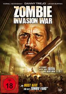 Zombie Invasion War, DVD