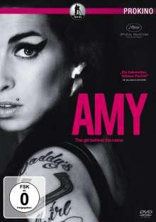 Amy (OmU), DVD