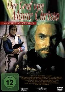 Der Graf von Monte Christo (1974), DVD