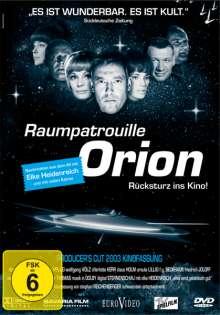 Raumpatrouille Orion (Der Kinofilm), DVD