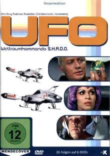 UFO: Weltraumkommando S.H.A.D.O., 6 DVDs