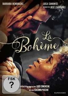 La Bohème (OmU), DVD