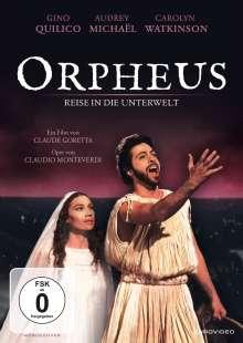 Orpheus (OmU), DVD