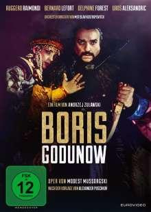 Boris Godunow (OmU), DVD