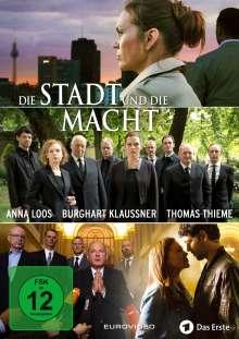 Die Stadt und die Macht, 2 DVDs
