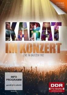 Im Konzert: Karat - Live in Bautzen 1982, DVD