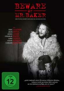 Beware of Mr. Baker (OmU), DVD
