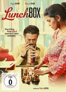 Lunchbox, DVD
