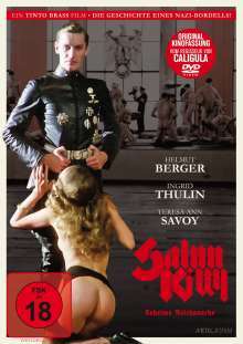 Salon Kitty, DVD
