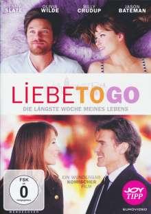 Liebe to go, DVD