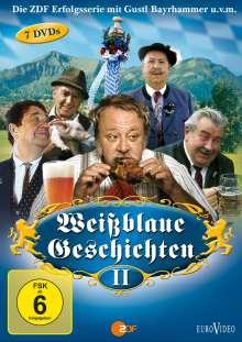 Weißblaue Geschichten Box 2, 7 DVDs