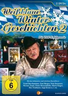 Weißblaue Wintergeschichten 2, 2 DVDs