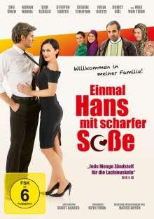 Einmal Hans mit scharfer Soße, DVD