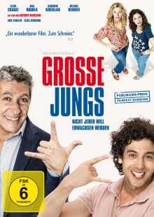Grosse Jungs, DVD