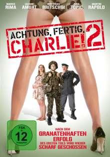 Achtung, fertig, Charlie! 2, DVD