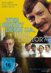 Wer spinnt denn da, Herr Doktor?, DVD