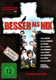 Besser als nix, DVD