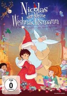 Nicolas, der kleine Weihnachtsmann, DVD