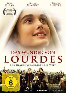Das Wunder von Lourdes, DVD