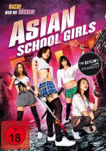Asian School Girls, DVD