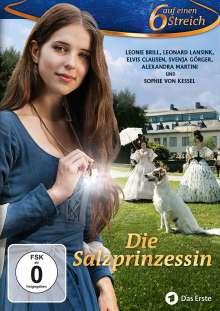Sechs auf einen Streich - Die Salzprinzessin, DVD