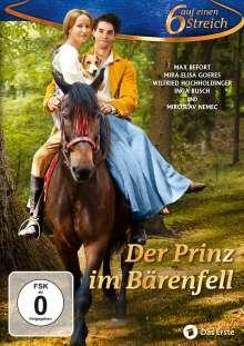 Sechs auf einen Streich - Der Prinz im Bärenfell, DVD