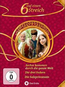 Sechs auf einen Streich - Märchenbox Vol. 12, 3 DVDs