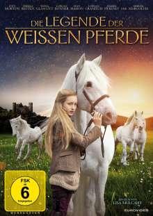 Die Legende der weißen Pferde, DVD