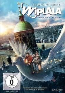 Der wunderbare Wiplala, DVD