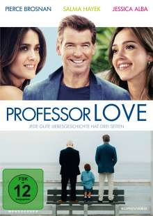 Professor Love, DVD
