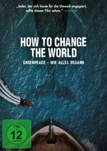 How to Change the World, DVD