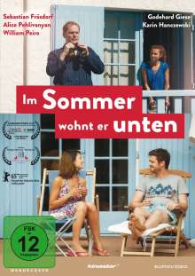 Im Sommer wohnt er unten, DVD