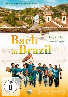 Bach in Brazil, DVD
