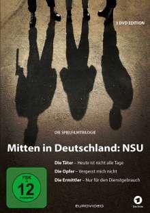Mitten in Deutschland: NSU, 3 DVDs