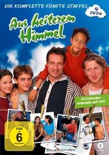 Aus heiterem Himmel Staffel 5, 4 DVDs
