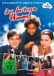 Aus heiterem Himmel Staffel 2, 4 DVDs