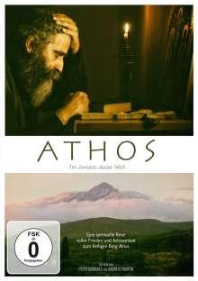 Athos - Im Jenseits dieser Erde (OmU), DVD
