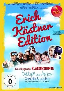 Erich Kästner Edition, 3 DVDs