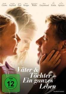 Väter & Töchter - Ein ganzes Leben, DVD