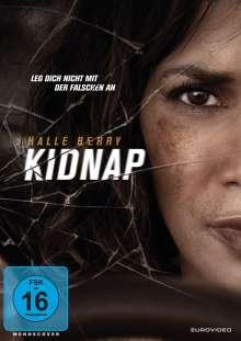 Kidnap, DVD