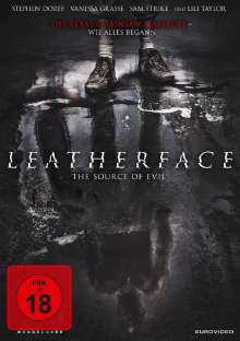 Leatherface, DVD