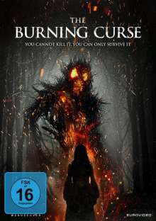 The Burning Curse, DVD