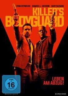 Killer's Bodyguard, DVD