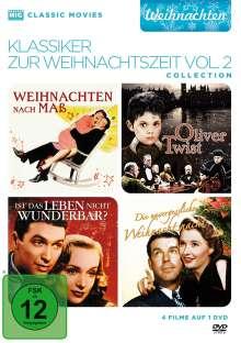 Klassiker zur Weihnachtszeit Vol. 2, 2 DVDs