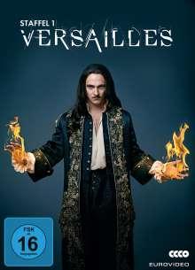 Versailles Staffel 1, 4 DVDs