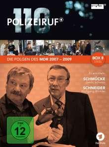 Polizeiruf 110 - MDR Box 8, 3 DVDs