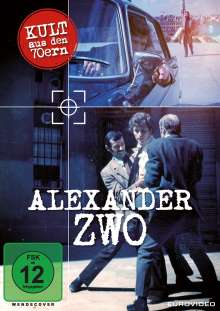 Alexander Zwo, 3 DVDs