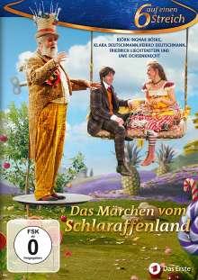 Sechs auf einen Streich - Das Märchen vom Schlaraffenland, DVD