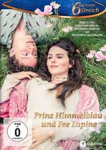 Sechs auf einen Streich - Prinz Himmelblau und Fee Lupine, DVD