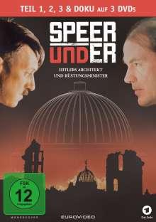 Speer und Er, 3 DVDs